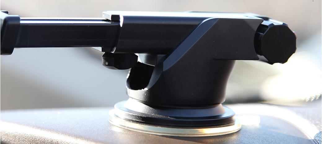 Onetto One Touch Mini Telescopic - Телескопический авто-держатель премиум-класса на присоске.