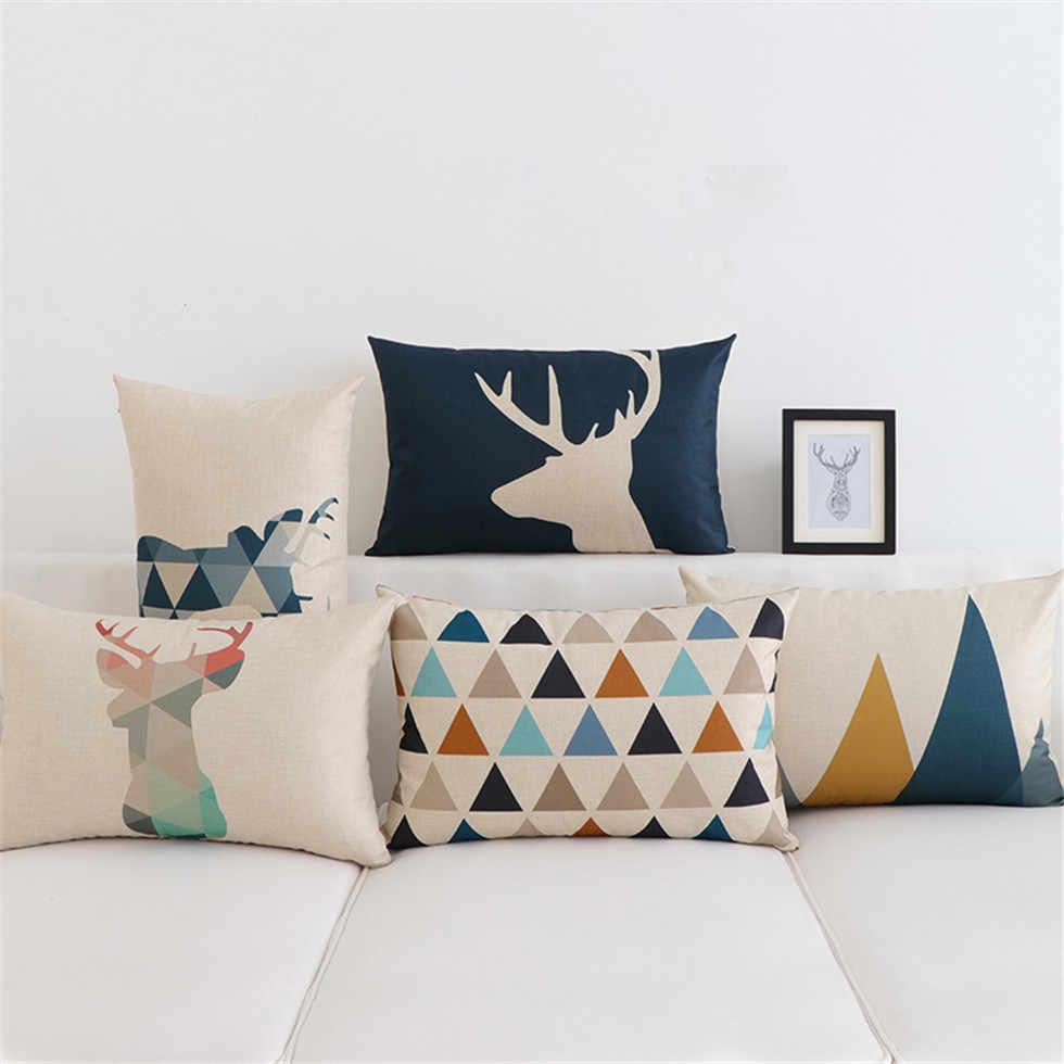 Креативные интерьерные подушки
