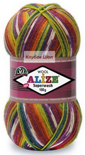 Пряжа Superwash Alize - интернет магазин недорого klubokshop.ru