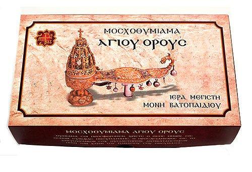 Ладан Афонский в упаковке старого образца