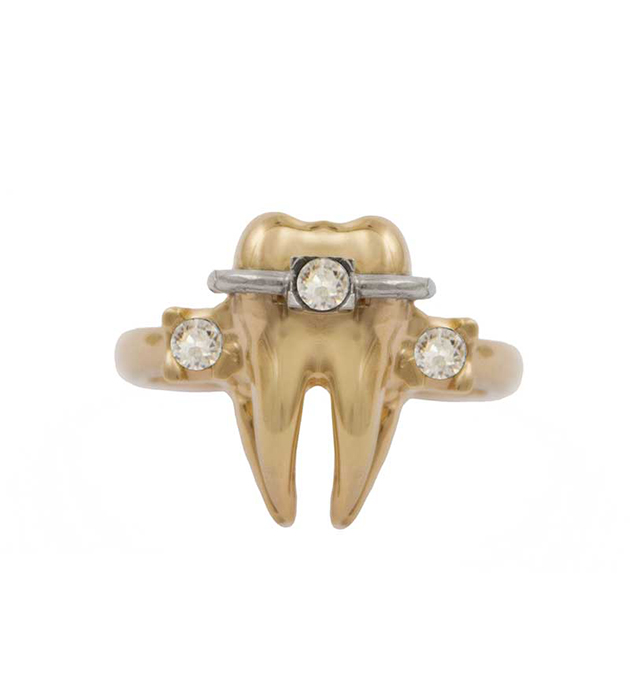 Кольцо Tooth Brackets от Schield