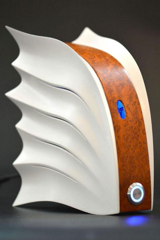 Напечатанный мод корпуса компьютера №2: The Vesper