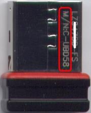 Нано ресивер для Logitech M305