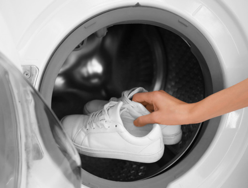 Правильно стираем и сушим кроссовки - 3
