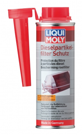 Присадка для очистки сажевого фильтра Diesel Partikelfilter Schutz (арт. 5148)