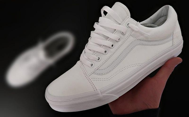 Отбелить кроссовки - 2