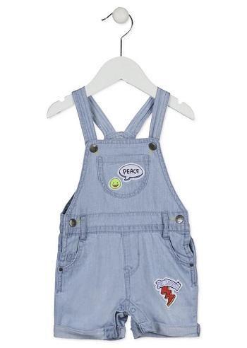 Джинсовый комбинезон Losan для малышей (сезон лето 2018) купить в интернет-магазине Мама Любит!