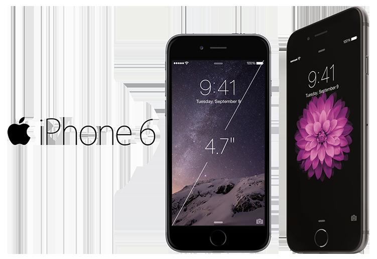 Купить в Москве iPhone 6 с доставкой