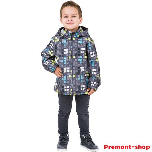 Ветровка Premont для мальчика Лонг Дарк
