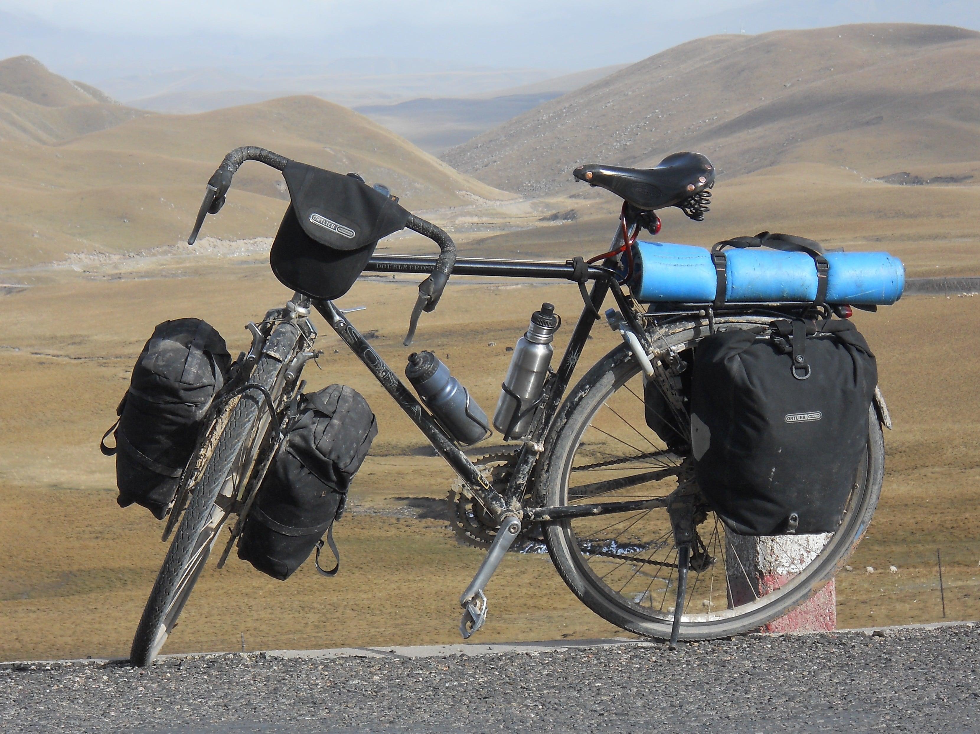 туристические велосипеды фото раскрыл секрет крышки