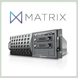 Видеосерверы Matrix, Видеосерверы Матрикс