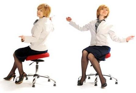 Активность позвоночника при сидячем образе жизни