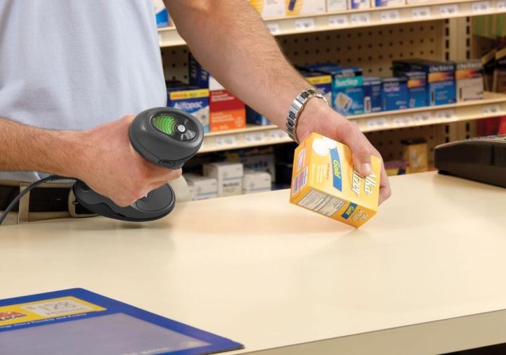 Продавать товары со сканером штрихкодов гораздо быстрее и проще