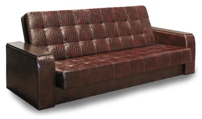 Образец дивана в обивке DECO