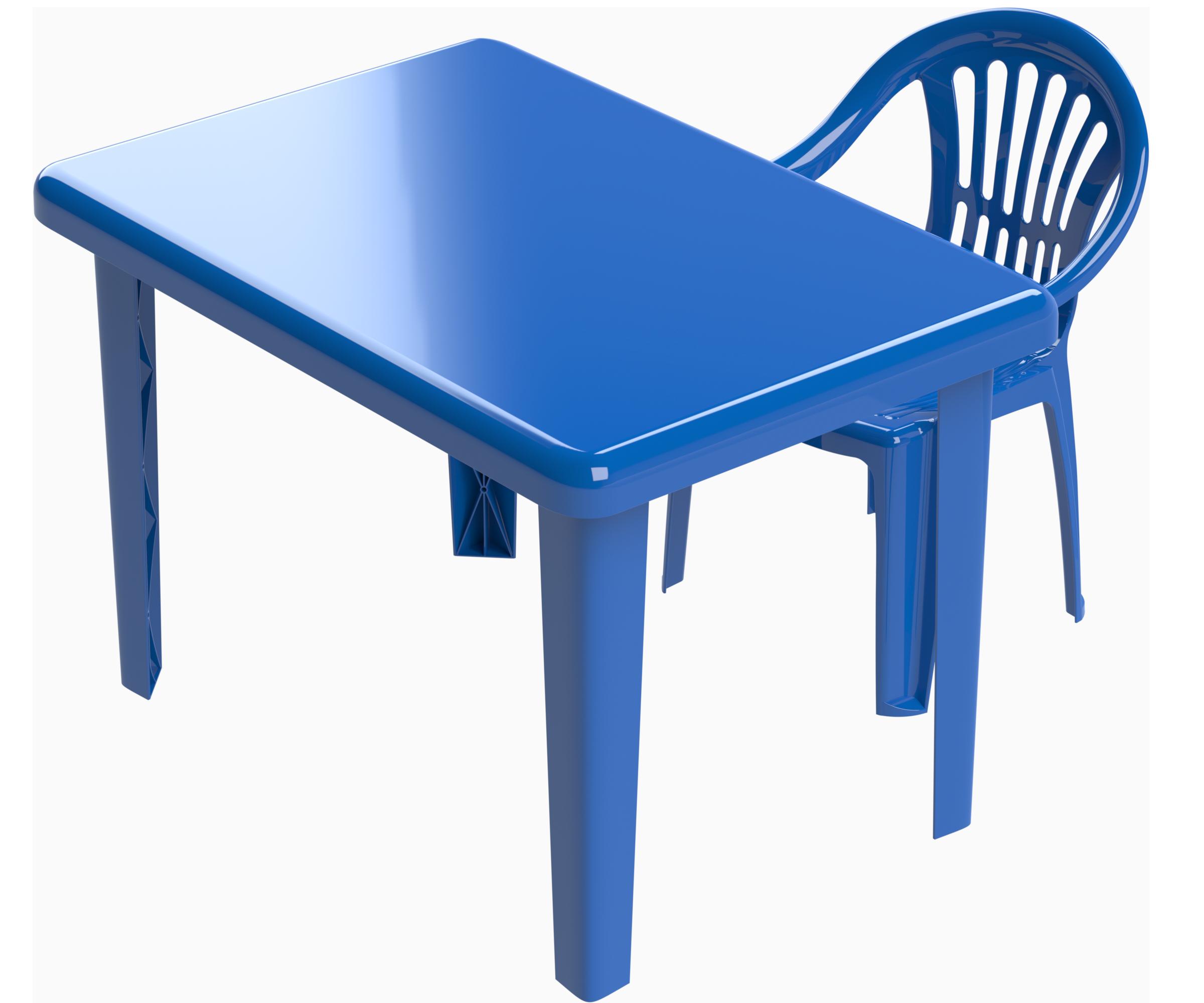 Стол и стульчик Непоседа