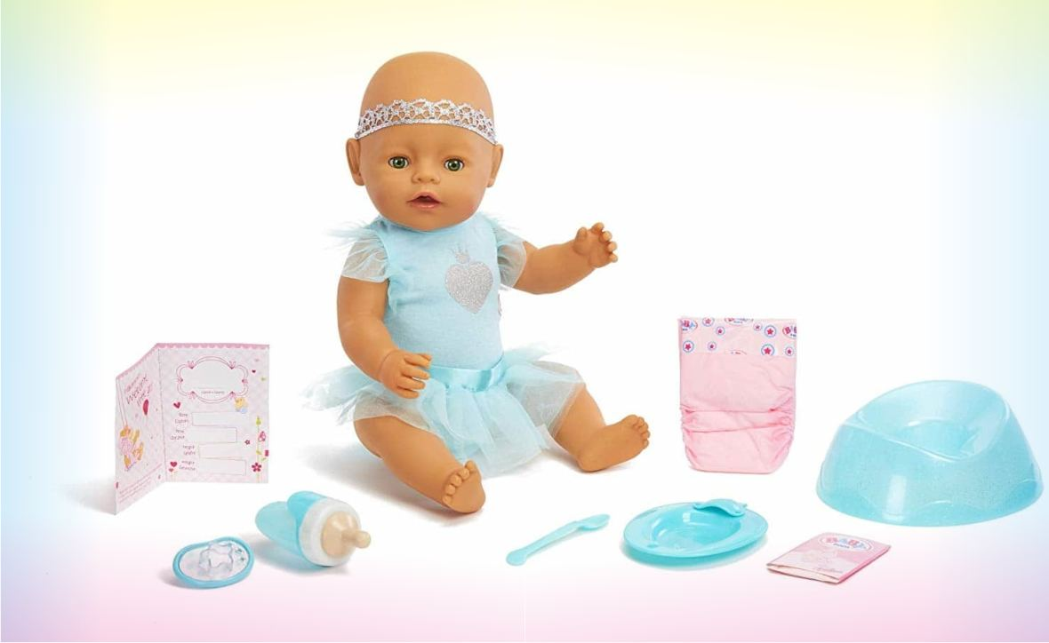 Набор куклы Baby Born с дополнительными аксессуарами
