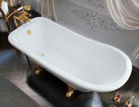 Классические мраморные ванны