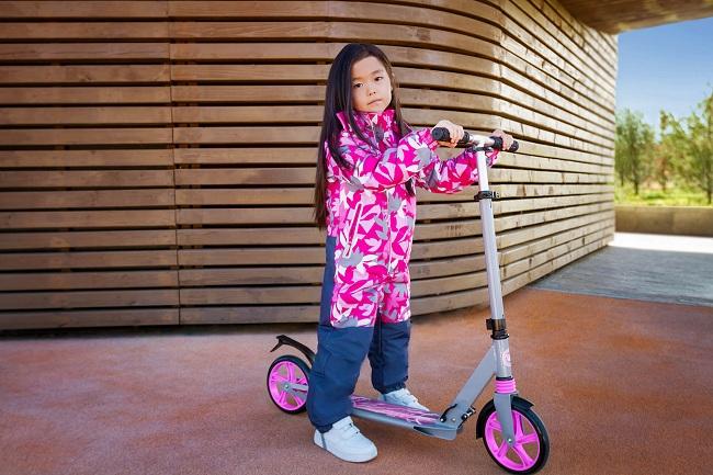 Детский комбинезон Premont для девочки Сахарный клен SP91101 в магазине Premont-shop