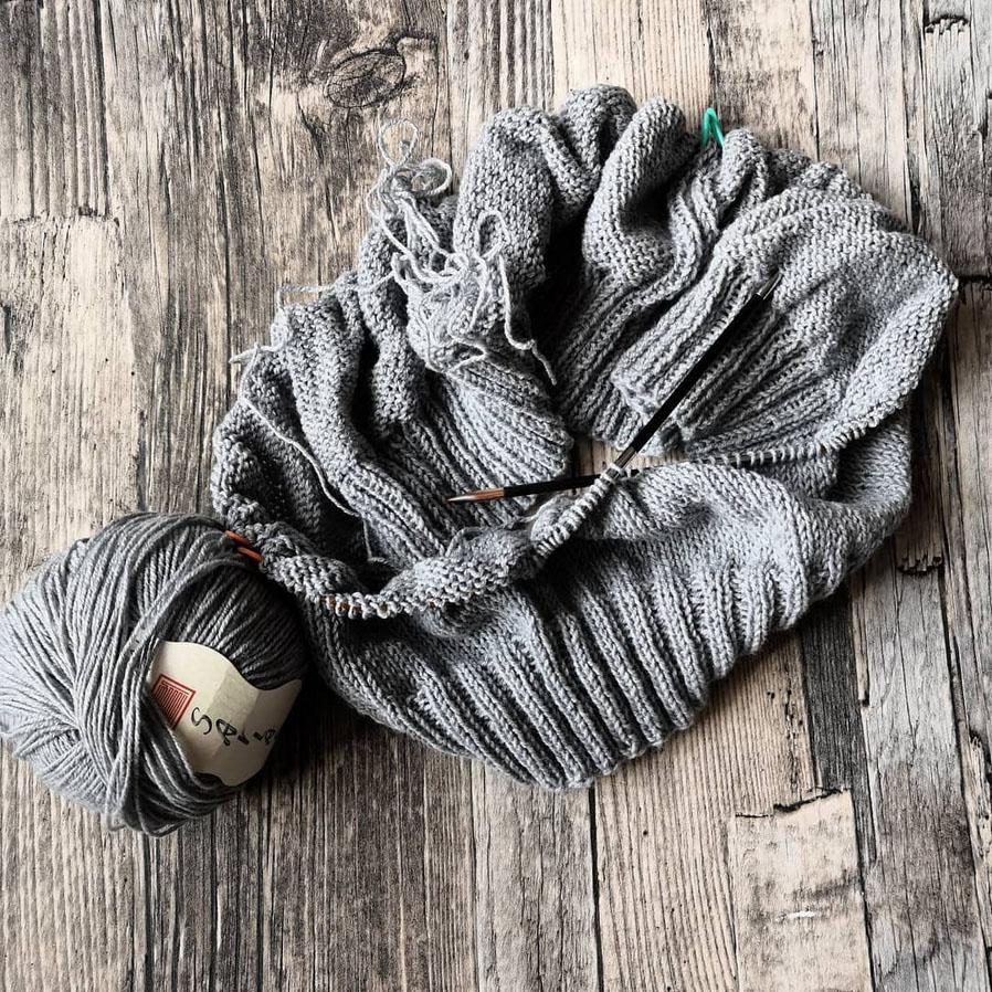 вязание из монгольского кашемира сарлаг