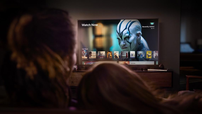 Apple TV 4 Gen 4K 32GB MQD22RS/A - ТВ плеер Apple TV.