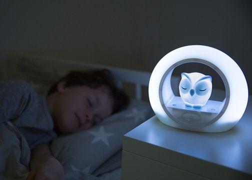 Светильник-ночник в детскую