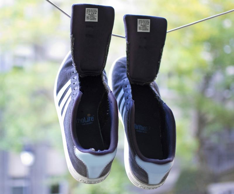 Правильно стираем и сушим кроссовки - 4