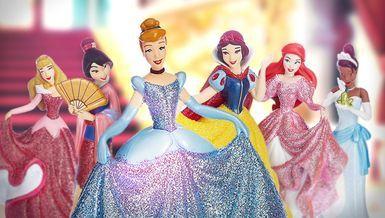 Набор фигурок - Принцессы Диснея