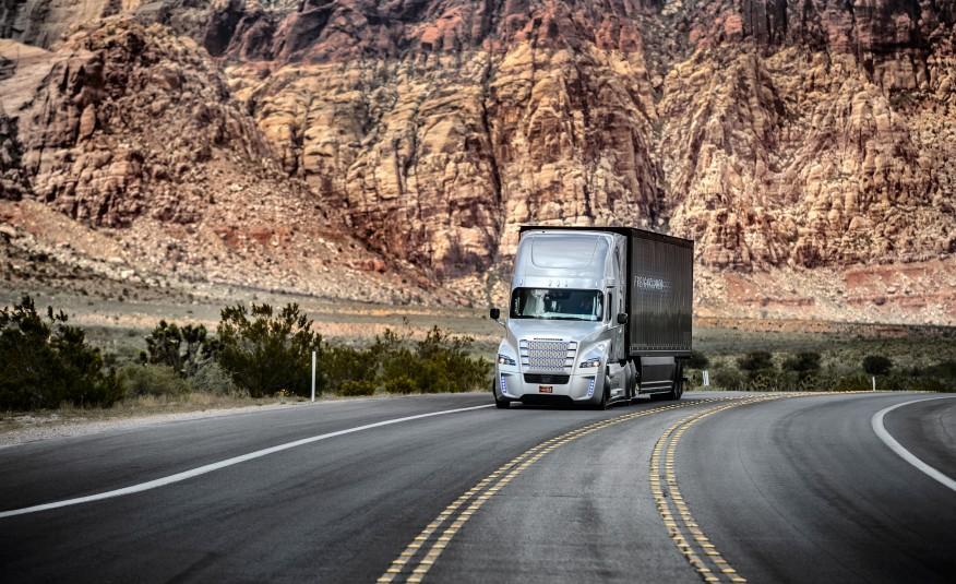 Магистральный грузовик
