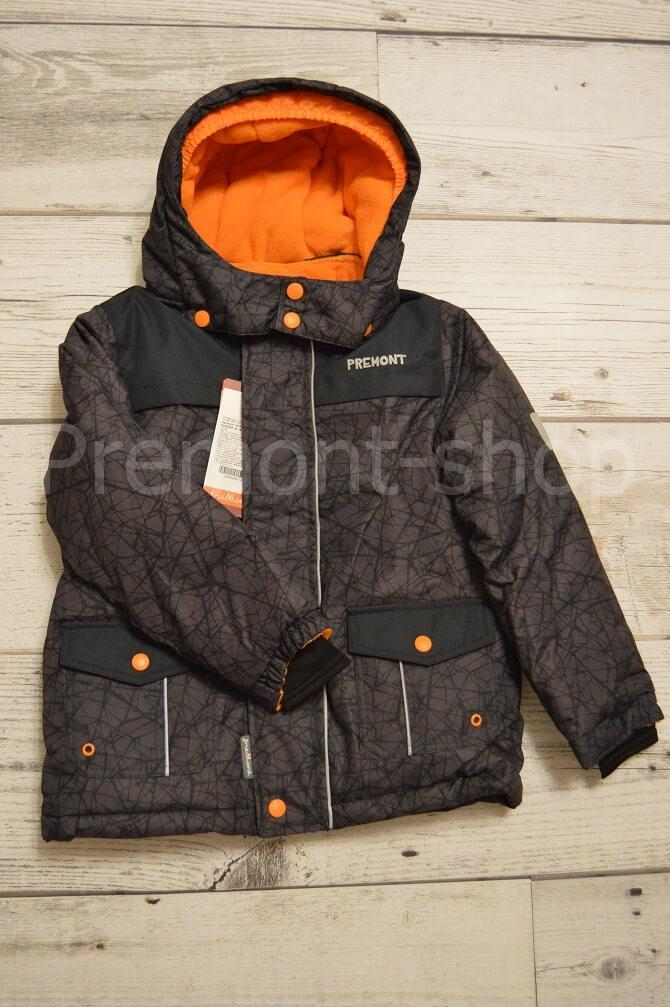 Куртка от комплекта Premont Блэк Графит