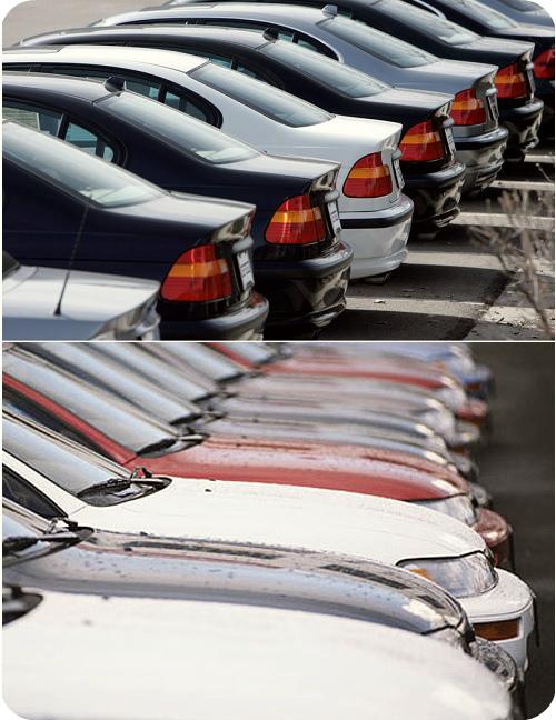 Подержанный рынок машин