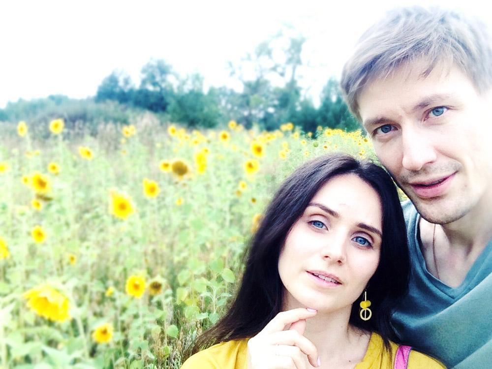 Александр и Ольга Настины
