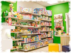 Магазин Мы играем (Московская область, г Домодедово). В этом магазине продается продукция Paperlove.
