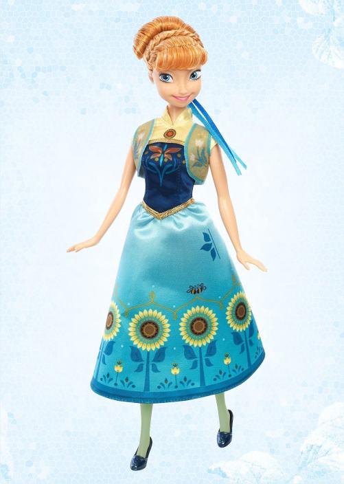 Кукла Анна Холодное Сердце - серия День рождения