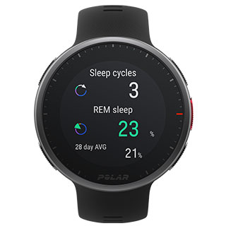 Sleep Plus Stages Polar Vantage V2