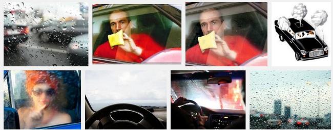 запотевание стекол в автомобиле