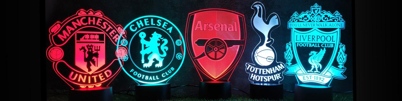 Эмблемы клубов
