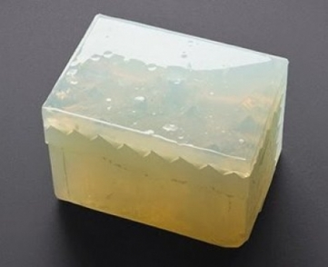 Форма из материала на основе силикона