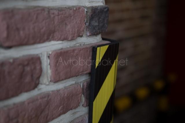защитные отбойники на стену для парковки (5)