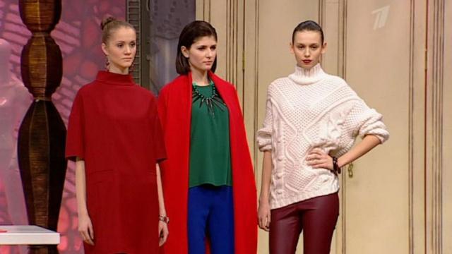 Колье Papiroga в Модном приговоре в рубрике модные советы от Эвелины Хромченко