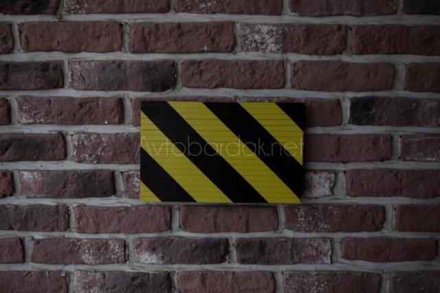 защитные отбойники на стену для парковки (2)