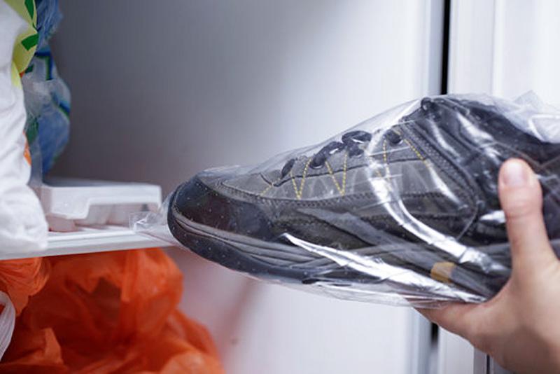 Кроссовки с неприятным запахом: как бороться - 4