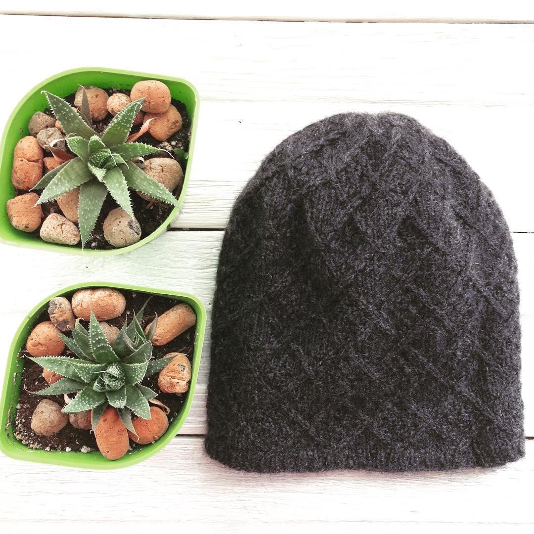 шапка кашемировая