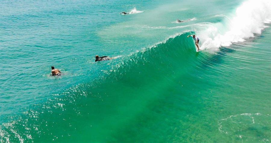 Пойнтбрейк — самые длинные волны для серфинга