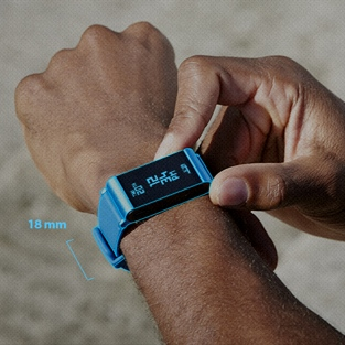 Withings Pulse Smart Activity Tracker