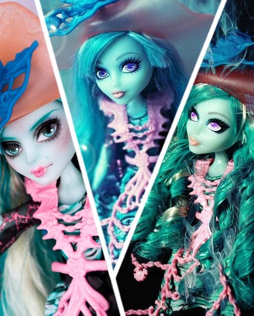 Кукла Вандала Дюблонс, Monster High