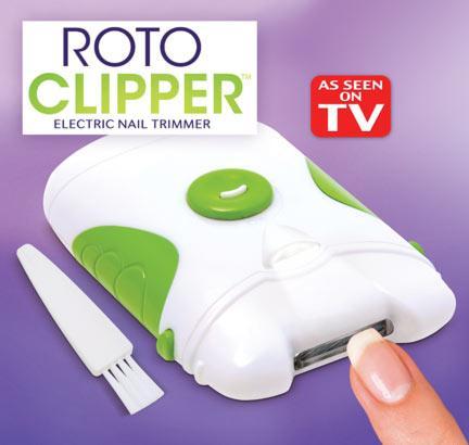 Триммер для ногтей Рото Клипер!