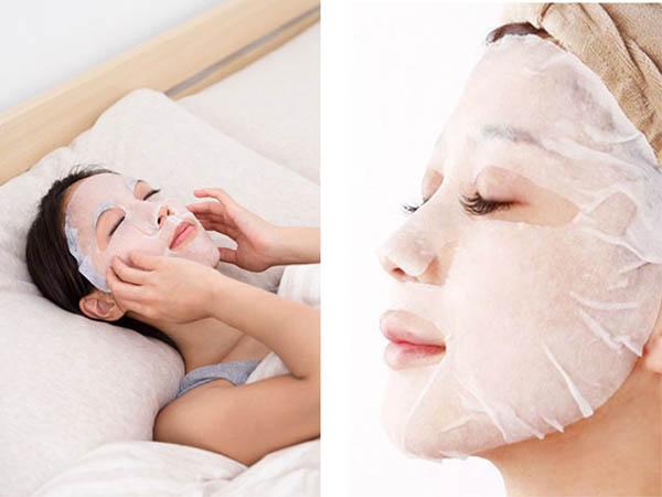 Богатый выбор тканевых масок