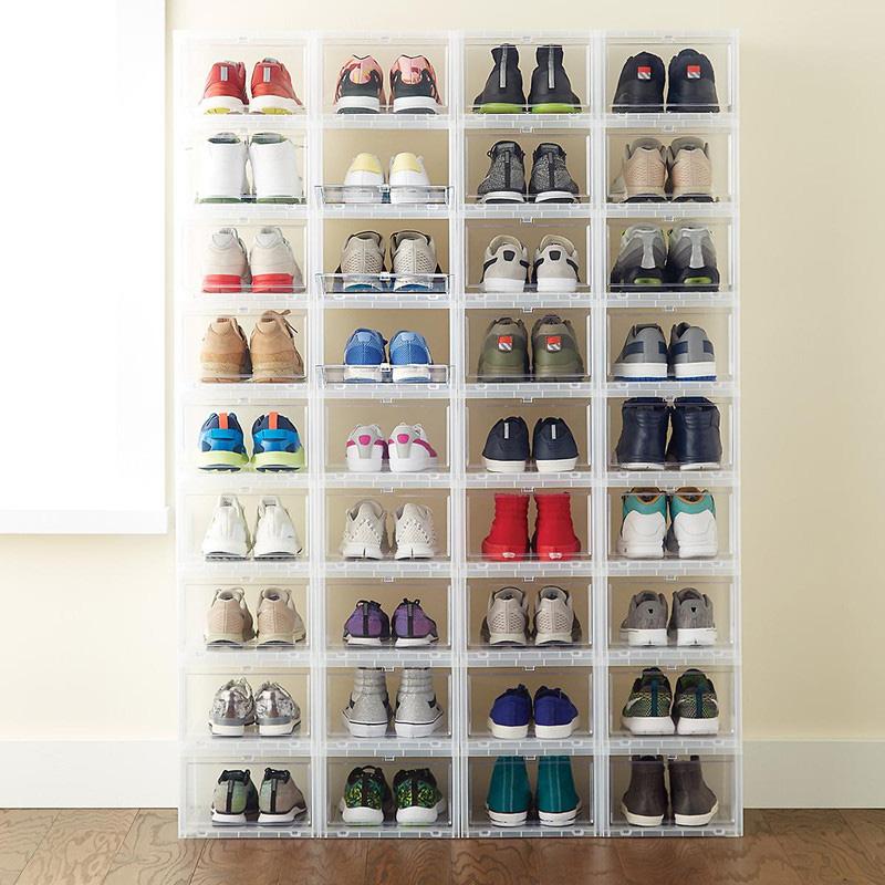 Где хранить кроссовки - 1