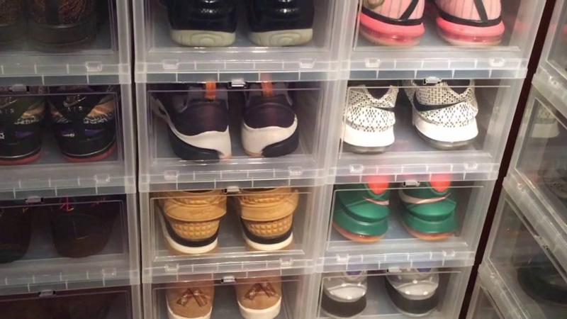 Где хранить кроссовки - 2
