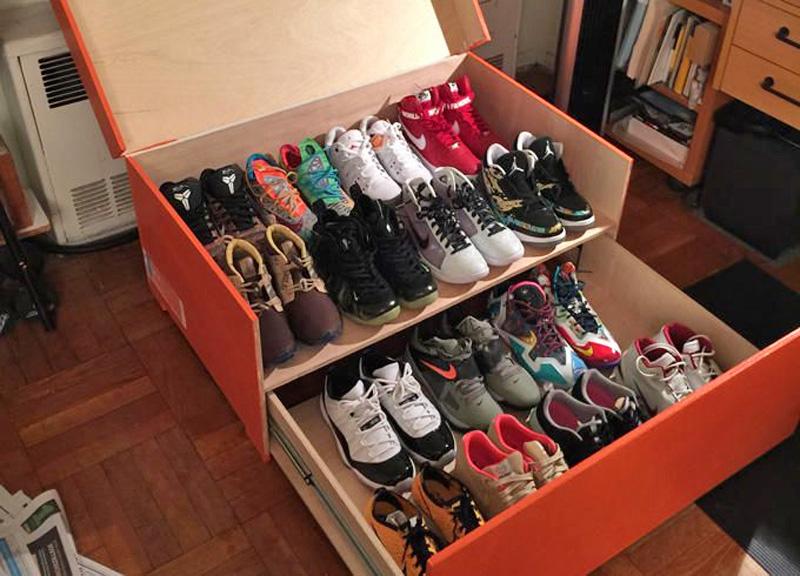 Где хранить кроссовки - 3